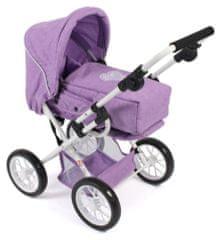 Bayer Chic otroški voziček Leni, vijoličen