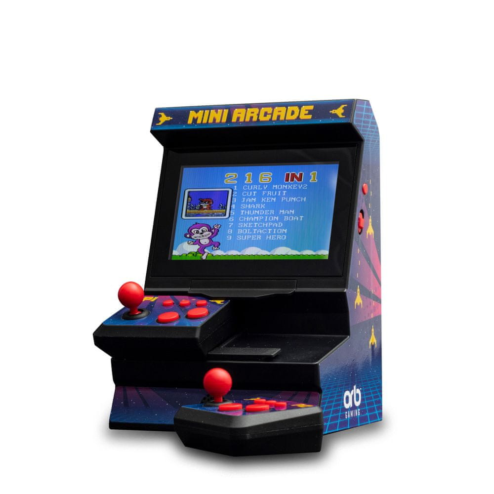 Orb Gaming ORB Dual Mini Arcade Automat - 300 her