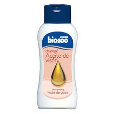 BIOZOO AXIS šampon 250 ml s norkovým olejem