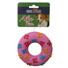 COBBYS PET AIKO FUN Karika 11cm gumijáték kutyáknak