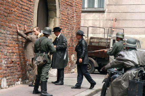 Hunter Games Venkovní úniková hra Petřín 1941