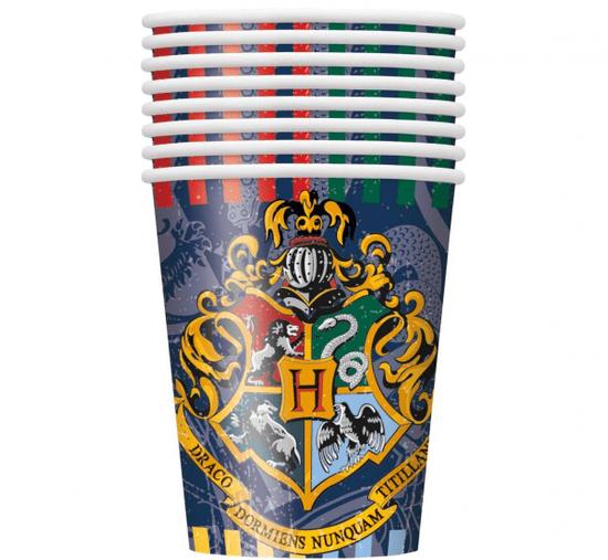 """GoDan Papír poharak ECO """"Harry Potter"""" 8db / 270ml"""