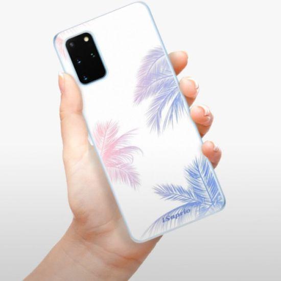 iSaprio Silikónové puzdro s motívom Digital Palms 10