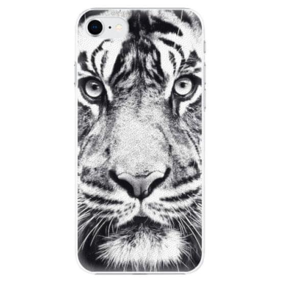 iSaprio Tiger Face műanyag tok iPhone SE 2020
