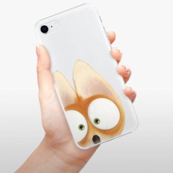 iSaprio Plastikowa obudowa - Fox 02 na iPhone SE 2020