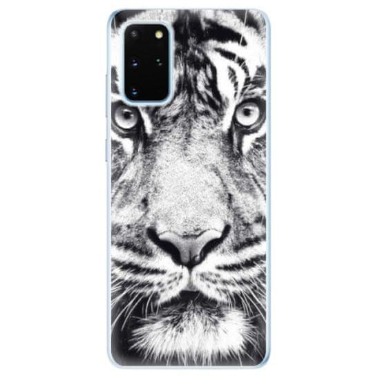 iSaprio Tiger Face szilikon tok Samsung Galaxy S20+