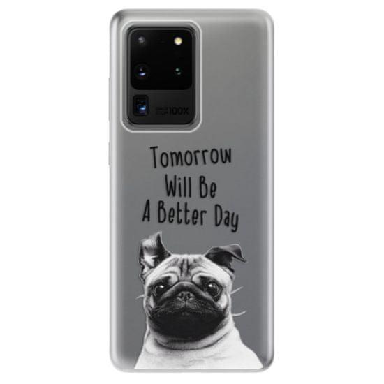 iSaprio Silikonowe etui - Better Day 01 na Samsung Galaxy S20 Ultra