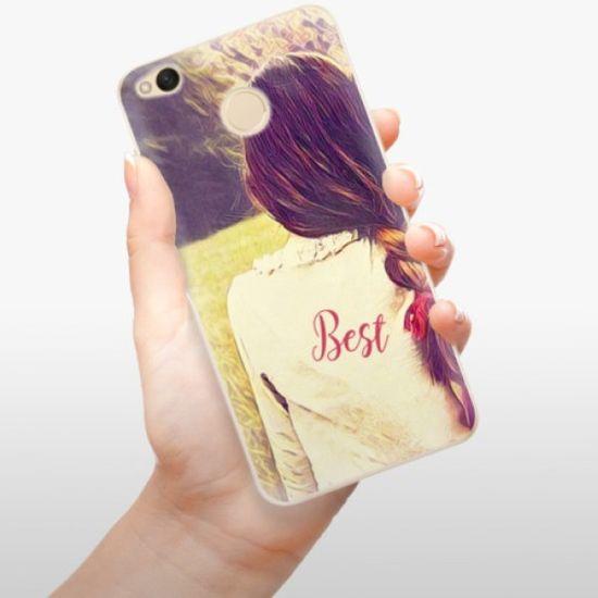 iSaprio Silikonowe etui - BF Best na Xiaomi Redmi 4X