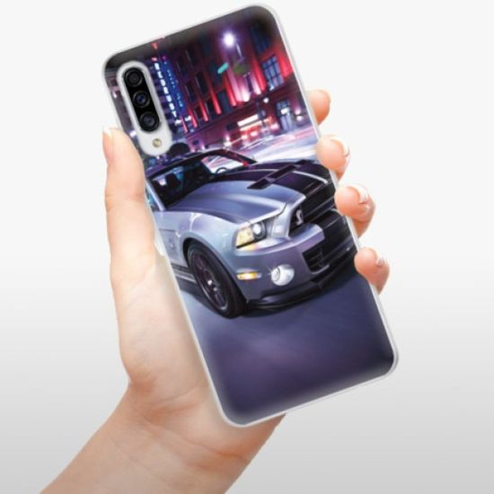 iSaprio Silikonowe etui - Mustang na Samsung Galaxy A30s