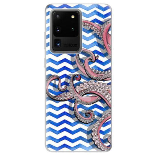 iSaprio Silikonowe etui - Octopus na Samsung Galaxy S20 Ultra