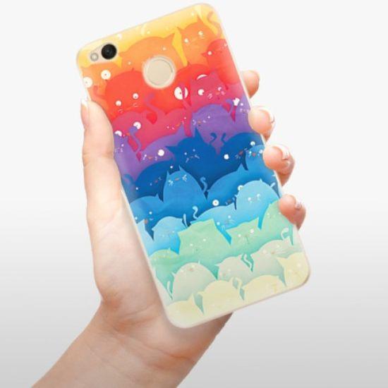 iSaprio Cats World szilikon tok Xiaomi Redmi 4X