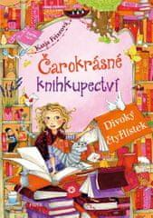 Frixeová Katja: Čarokrásné knihkupectví: Divoký čtyřlístek