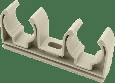 FV PLAST Dvojpríchytka 2x20 902020