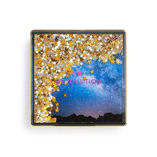 I Heart Revolution Paletka senčil za oči Snow Globe Arctic (Shadow Palette) 13,5 g