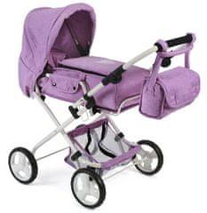 Bayer Chic otroški voziček BAMBINA Lila