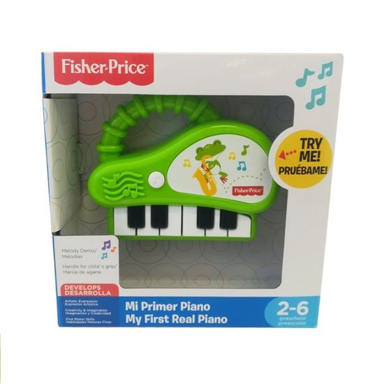 Fisher-Price piano