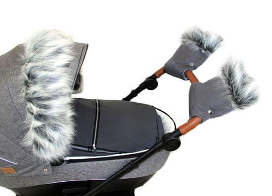 Emitex Luxury Soft rukavice za kolica
