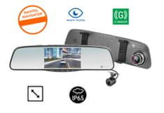 Navitel MR250 NV retrovizor s prednjom i stražnjom kamerom