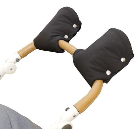 Emitex Rukavice soft, čierna