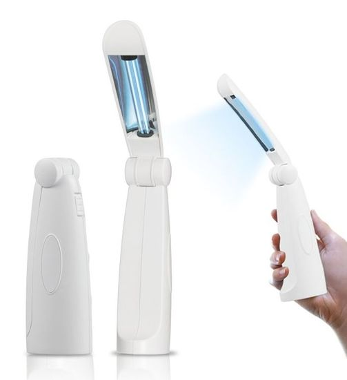iQ-Tech SG-153 žepni UV sterilizator