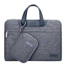 Cartinoe Lamando torba za prenosnik 15.4'', siva