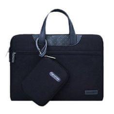 Cartinoe Lamando torba za prenosnik 13,3'', črna