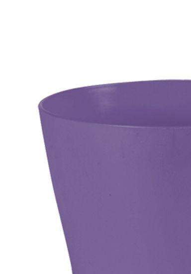 Marex Trade Květináč LIEGI Ø 16 cm, fialová