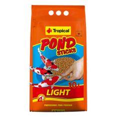TROPICAL Pond Sticks Light 10l/900g peletové krmivo pro jezírkové ryby