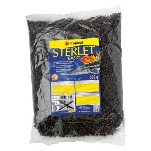 TROPICAL Sterlet Basic S 1l/500g haltáp tokhalak számára