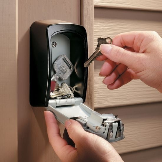 MasterLock 5401EURD Bezpečnostní schránka