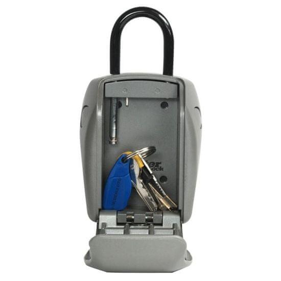 MasterLock 5414EURD Bezpečnostní schránka se zvýšenou ochranou s okem