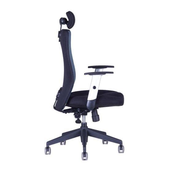 Office Pro CALYPSO XL SP1 - Kancelářská židle s nastavitelným podhlavníkem