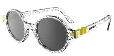 Ki-ET-LA CraZyg-Zag RoZZ otroška sončna očala, 6–9 let, večbarvna