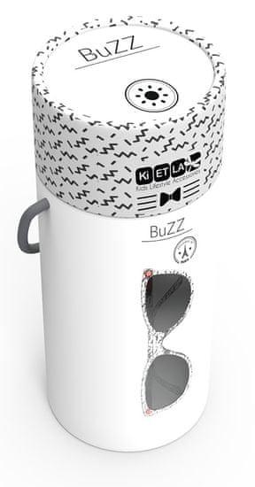Ki-ET-LA dětské CraZyg-Zag sluneční brýle BuZZ 6-9 let