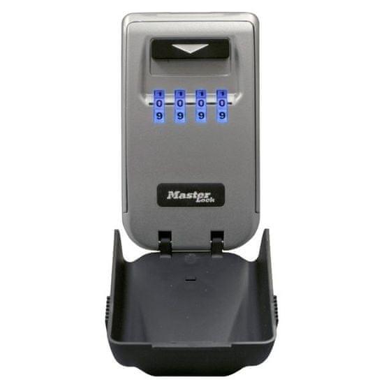 MasterLock 5425EURD Bezpečnostní schránka podsvícená