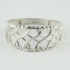 Amiatex Zlatý prsten 64378, 55, 2.1 G