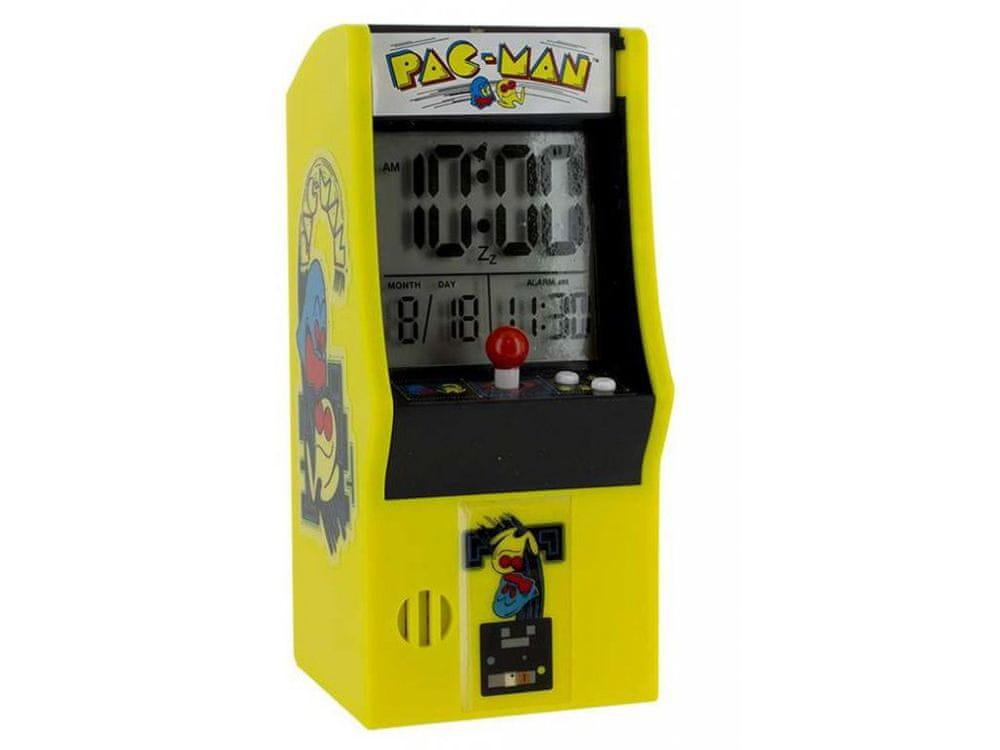 Pac-Man Stolní budík Pacman - Arcade