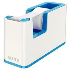 LEITZ Odvíjač lepiacej pásky WOW modrý / biely