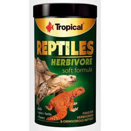 TROPICAL Reptiles Herbivore 250ml/65g eledel hüllőknek