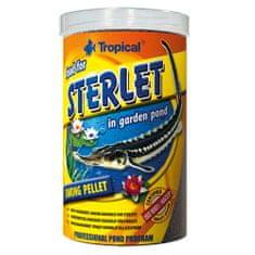 TROPICAL Food for Sterlet 1000ml/650g krmivo pro jesetery