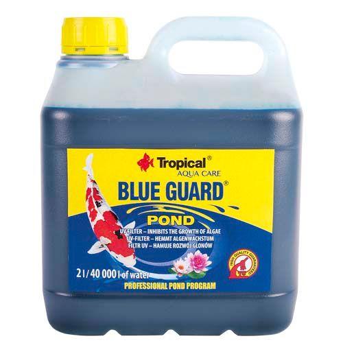 TROPICAL Blue Guard Pond 2l na 40.000l odstraňovač řas v jezírku