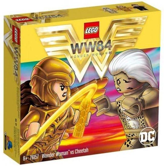 LEGO Super Heroes 76157 Wonder Woman™ vs. Cheetah