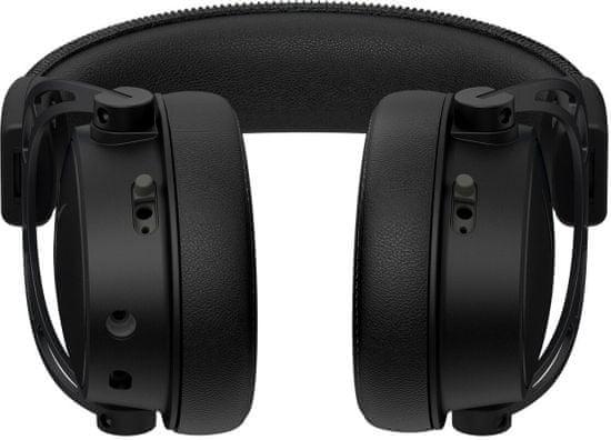 HyperX Cloud Alpha S gaming slušalke, USB, črne
