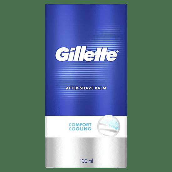 Gillette Pro 2in1 Ice Borotválkozás utáni balzsam, 100 ml