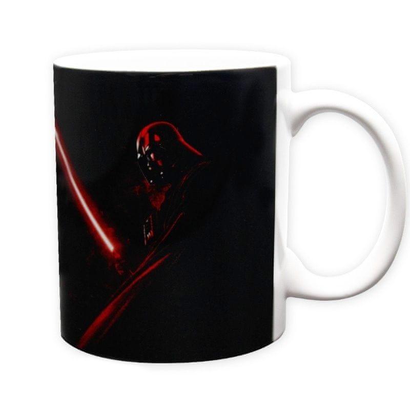 Star Wars Hrnek Star Wars - Vader & světelný meč