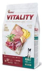 Akinu VITALITY dog adult medium lamb & chicken, 3 kg