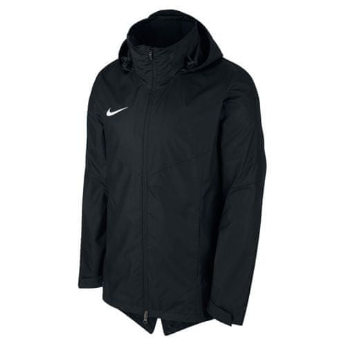 Nike Y NK ACDMY18 RN JKT, 10. | FABOTBALL / FOCCER | YOUTH UNISEX JACKET | FEKETE / FEKETE / FEHÉR | XS