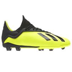 Adidas X 18.3 FG J | - J | - 36,5