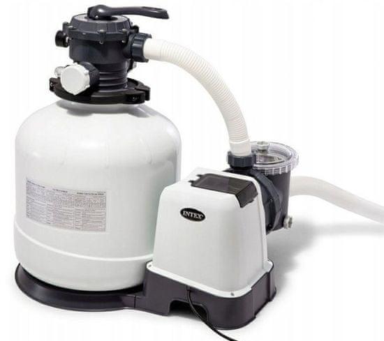 Intex 26652 Pískové čerpadlo 9,2 l/h