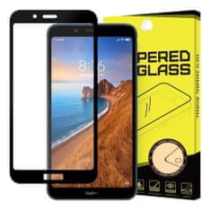 MG Full Glue Super Tough zaščitno steklo za Xiaomi Redmi 7A, črna